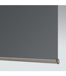 Charcoal Roller Solar Shades