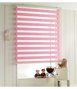 Pink Zebra Shades